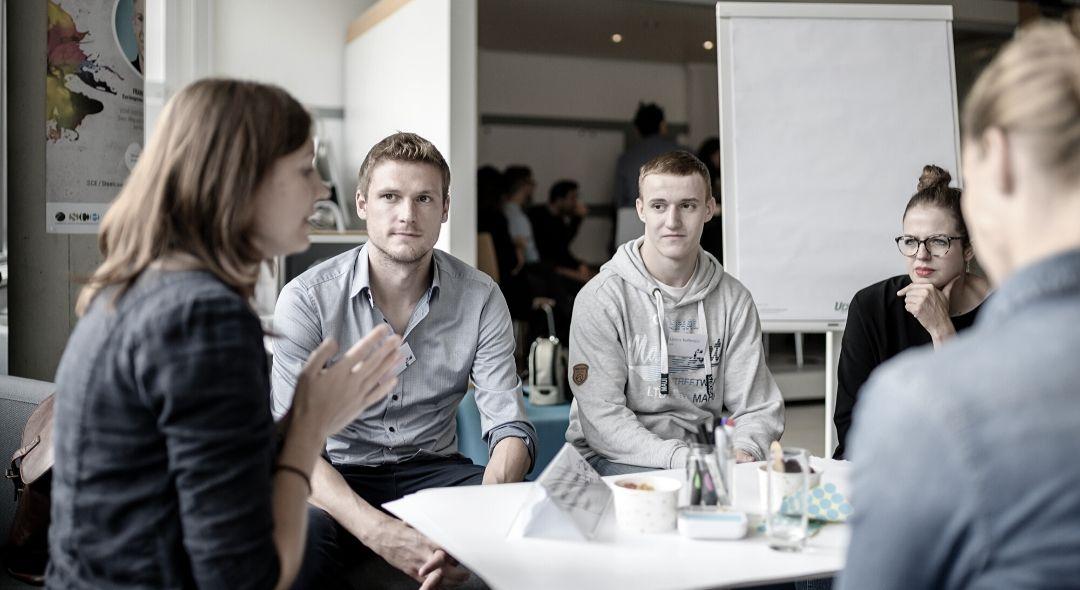 HOCHSPRUNG-Workshop auf loster Banz 2019