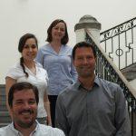 Das Gründerteam von neurevo